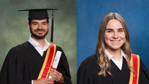 Montmagny accueille ses deux premiers étudiants en médecine de l'Université Laval pour le nouvel externat longitudinal intégré