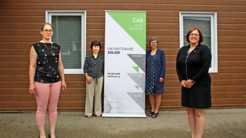 Deux nouvelles ressources au CAE Montmagny-L'Islet