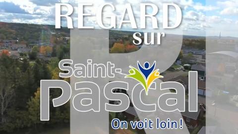 Regard sur Saint Pascal Épisode 2 L'économie 14 août 2018