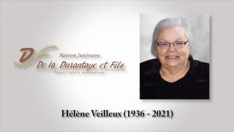 Hélène Veilleux (1936 - 2021)