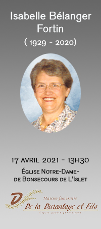 Isabelle Bélanger Fortin