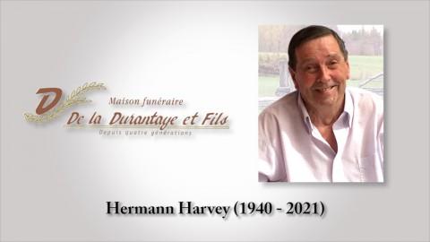 Hermann Harvey (1940 - 2021)