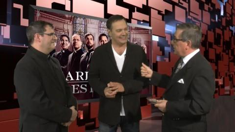 Entrevue : Mario Pelchat de passage à CMATV