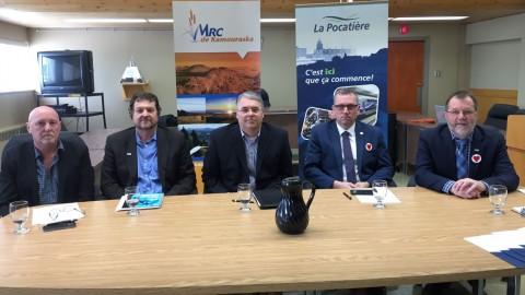 Dossier Bombardier La Pocatière : les libéraux Norbert Morin et Jean D'Amour sous pression