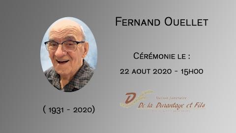 Fernand Ouellet