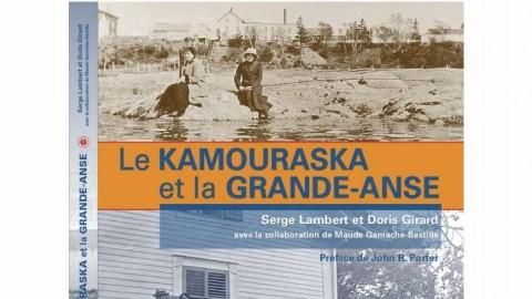 Le Kamouraska et la Grande-Anse, premier livre de «Passeurs de mémoire»