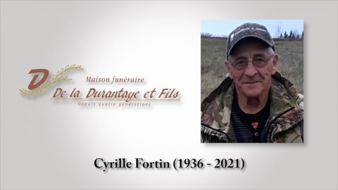 Cyrille Fortin (1936 - 2021)