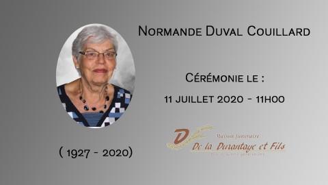 Normande Duval Couillard