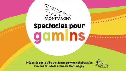 La Ville de Montmagny offre trois spectacles virtuels pour divertir les enfants