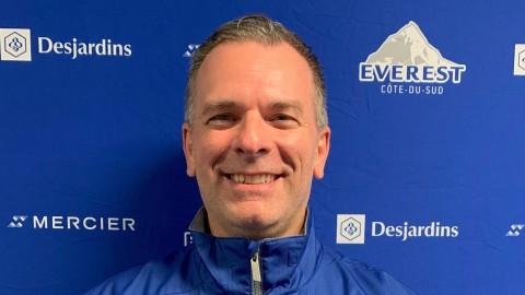 Stephan Comeau devient le nouveau DG de l'Everest de la Côte-du-Sud