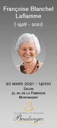 Françoise Blanchet Laflamme