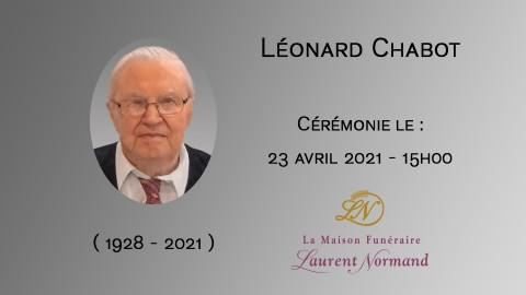 Léonard Chabot