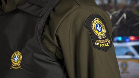 Un motocycliste de 22 ans chute après avoir tenté de fuir les policiers à Montmagny