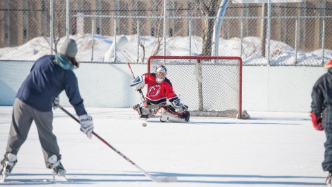 Ouverture prévue au cours des prochains jours de la patinoire et de la glissade extérieures du parc Récréatif