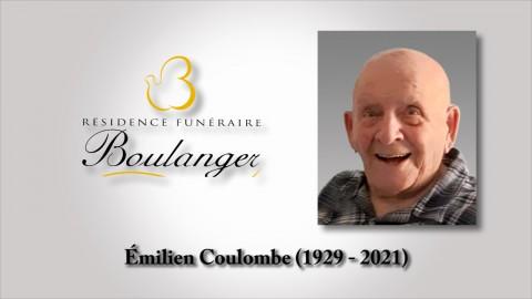 Émilien Coulombe (1929 - 2021)