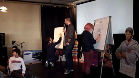 Un succès pour la Journée BD à La Pocatière
