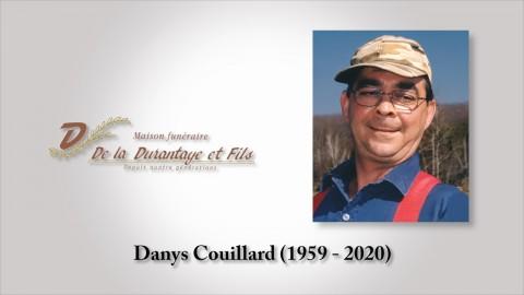 Danys Couillard (1959 - 2020)