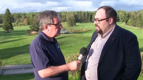 Entrevue : Le tournoi de golf de la chambre de commerce de Kamouraska-L'Islet a eu lieu à Saint-Pamphile