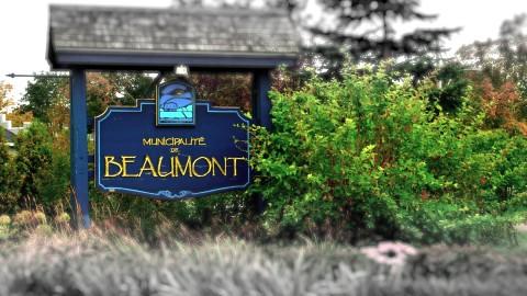 Le maire de Beaumont supporte le troisième lien