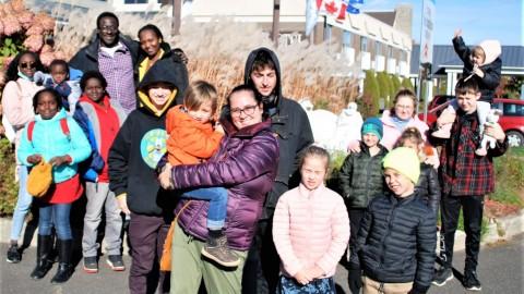 Concours «Mon terrain, ton toit» :  Les familles finalistes amoureuses de la région!