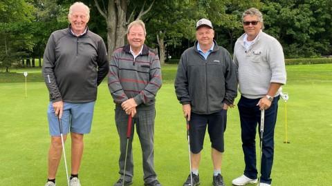 La Fondation de l'Hôtel-Dieu de Montmagny récolte 12300 $ avec son tournoi de golf