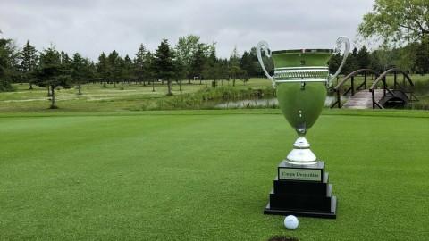 Le club de golf Saint-Pacôme sera l'hôte de la première ronde de compétition de la Coupe Desjardins 2020