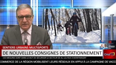 Bonjour Côte-du-Sud - Mardi 2 mars 2021