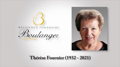 Thérèse Fournier (1932 - 2021)