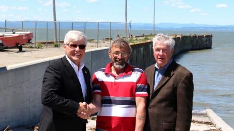 Norbert Morin annonce une aide financière de 190 000 $ pour soutenir des projets à saveur touristique dans le Bas-Saint-Laurent