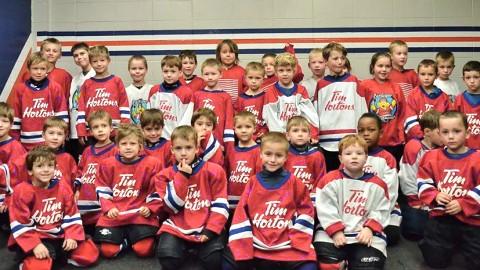 Hockey mineur L'Islet-Nord : La saison de hockey débute à Saint-Jean-Port-Joli