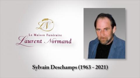 Sylvain Deschamps (1963 - 2021)