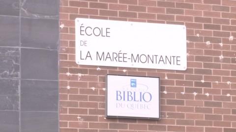 Entrée par effraction dans une école de Saint-Roch-des-Aulnaies