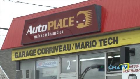 Les Belles Histoires - Garage Corriveau Mario Tech # 2 - 1 octobre 2018