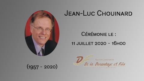 Jean-Luc Chouinard