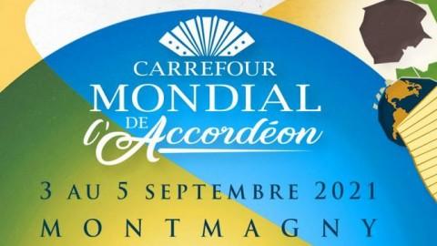 Le 32e Carrefour mondial de l'accordéon battra son plein du 3 au 5 septembre à Montmagny