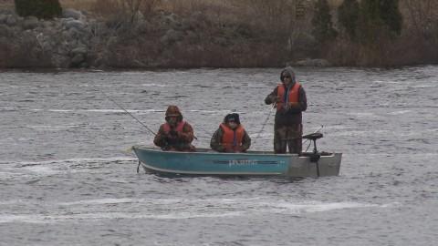 C'est la semaine nationale de la pêche