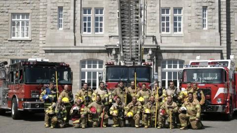 Le recrutement des pompiers demeure difficile à La Pocatière