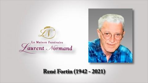 René Fortin (1942 -2021)
