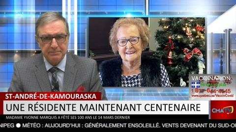 Bonjour Côte-du-Sud - Mardi 16 mars 2021