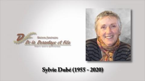 Sylvie Dubé (1955 - 2020)