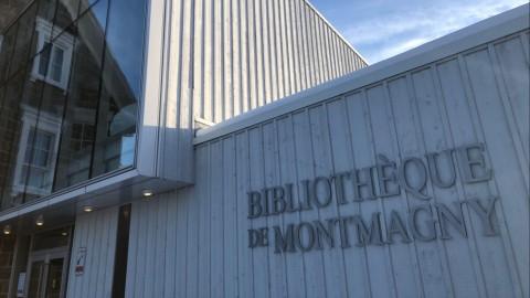 La Bibliothèque de Montmagny ferme temporairement ses portes