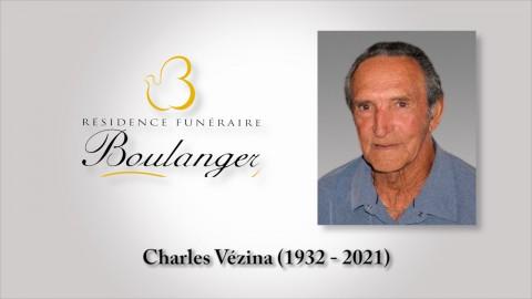 Charles Vézina (1932 - 2021)