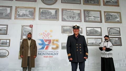 Un nouveau décor sur la scène extérieure de place Montel pour les Fêtes du 375e