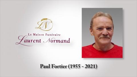 Paul Fortier (1955 - 2021)
