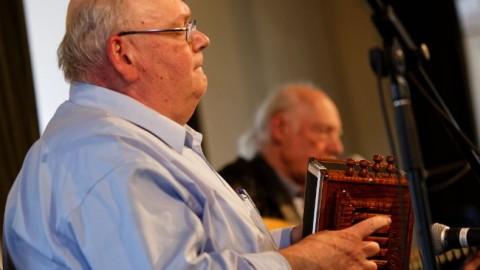 Raynald Ouellet est reconnu comme Maître des traditions vivantes à l'échelle provinciale
