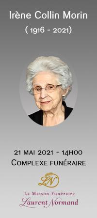 Irène Collin Morin