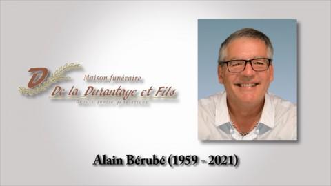 Alain Bérubé (1959 - 2021)