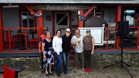Un succès pour Patrick Norman à L'Isles-aux-Grues
