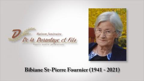 Bibiane St-Pierre Fournier (1941 - 2021)