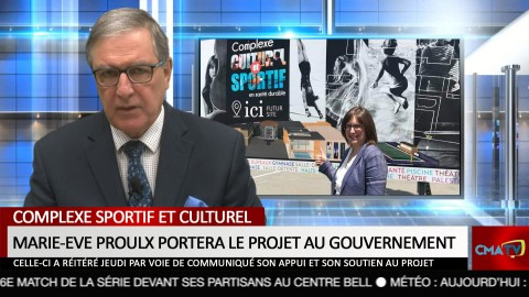 Bonjour Côte-du-Sud - Vendredi 28 mai 2021